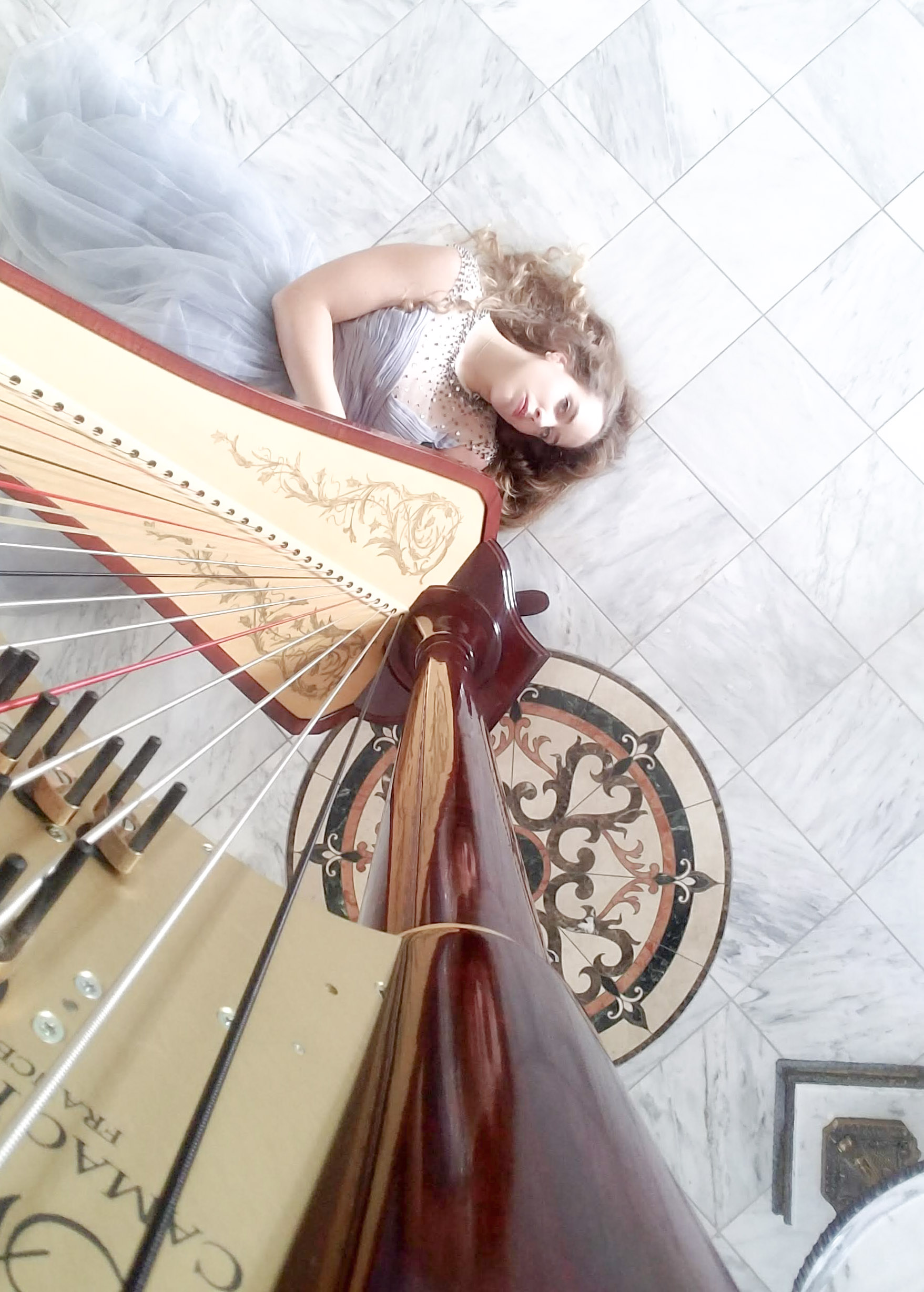 Harp and Soul-Atlanta Harpist
